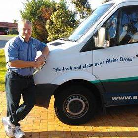 Alpine Carpet Cleaning Northern Perth Van
